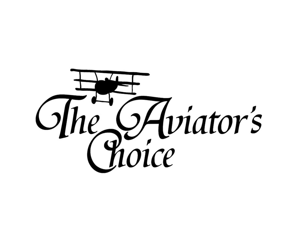 Logo The Aviator's Choice